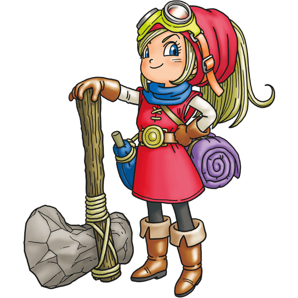 Dragon Quest Builder Gold Terra
