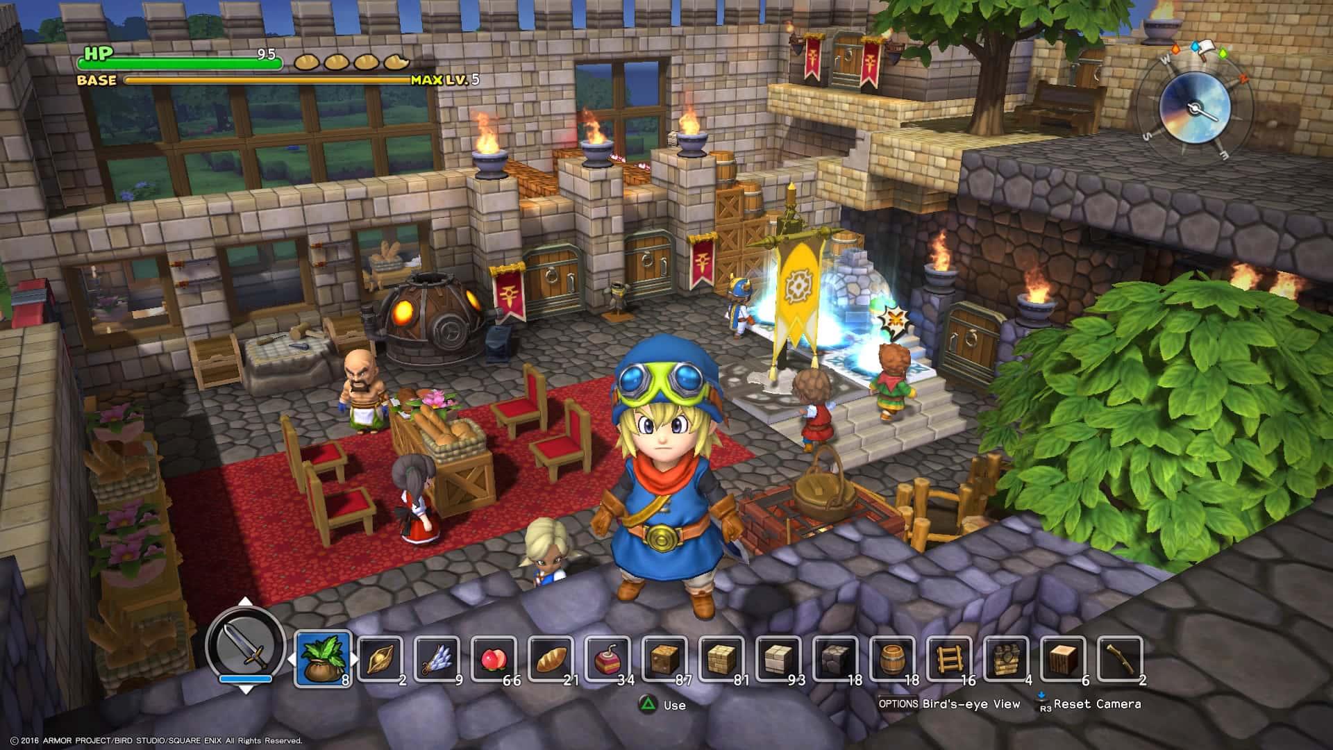 Dragon Quest Builders screenshot