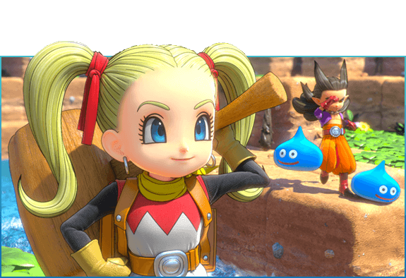 Dragon Quest Builders 2 - Story