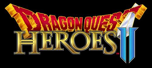 Dragon Quest Heroes II Logo