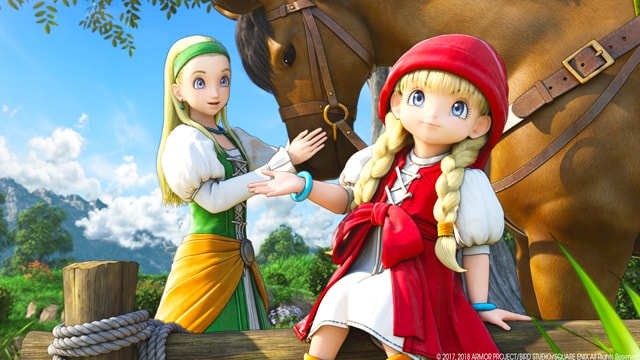 Dragon Quest XI | Echoes of an Elusive Age